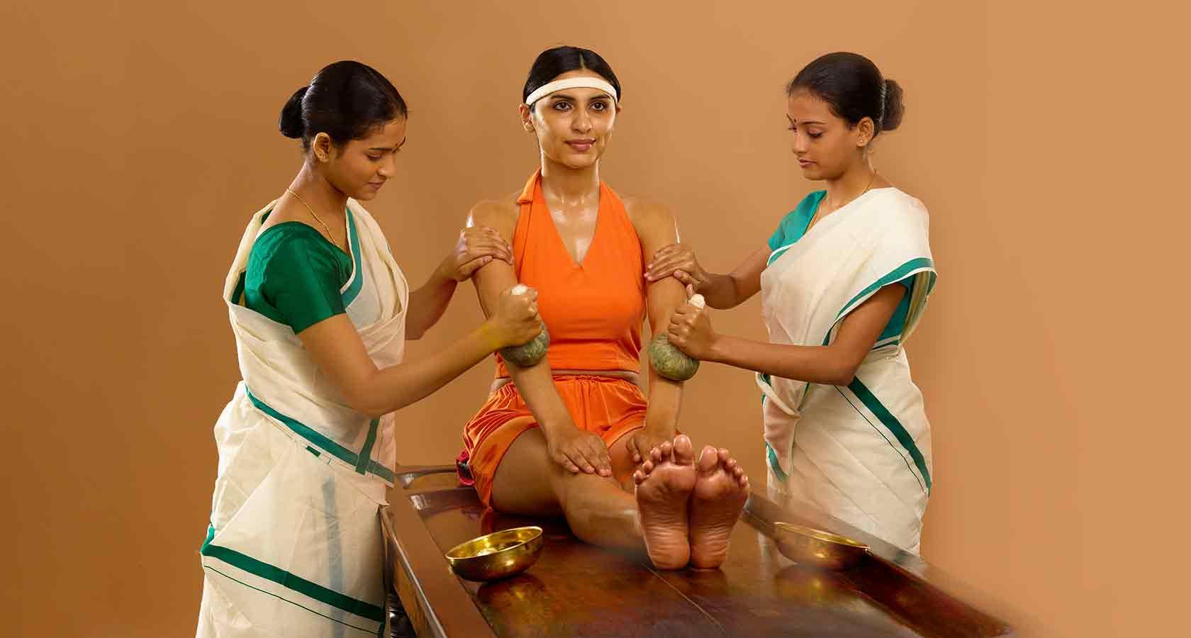 Kerala's Ayurveda