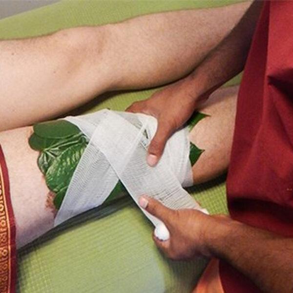 Bandhanam (Bandaging)