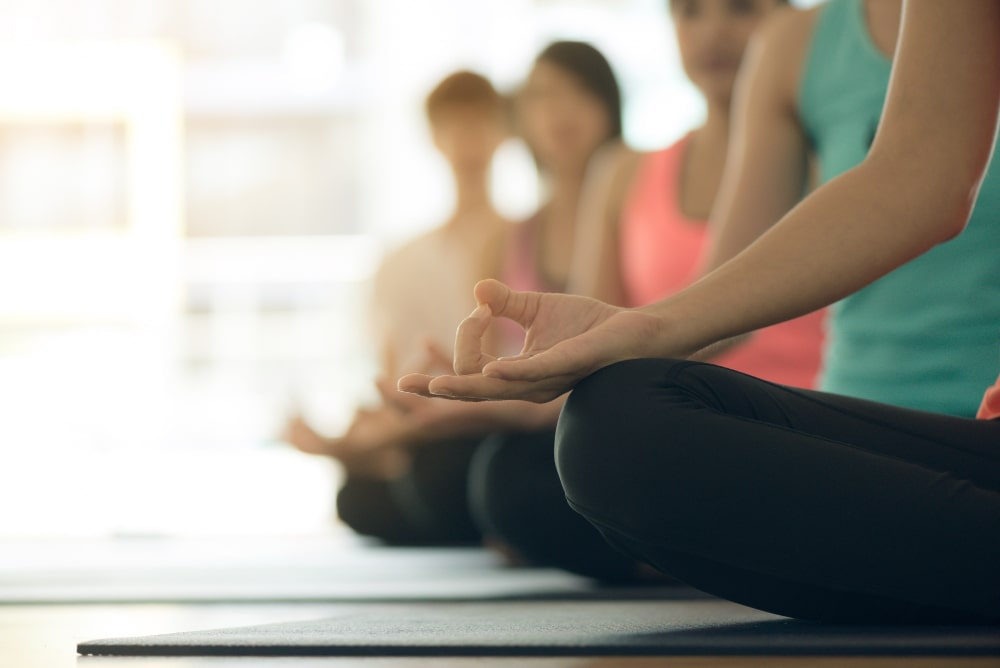 yoga and fitness wellness center in gurgaon